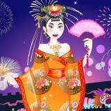 Chinese Princess Wedding Dress up